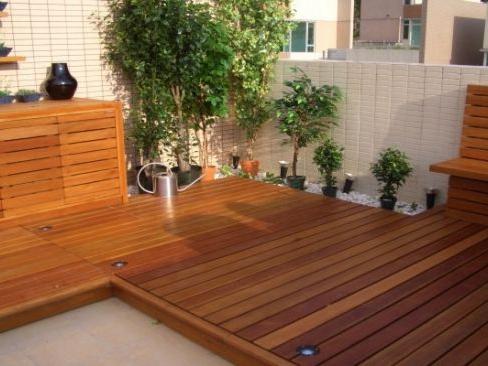 劲爆体育nba直播视频炭化木庭院地板