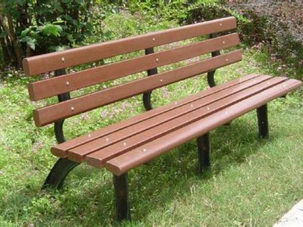 户外公园坐椅