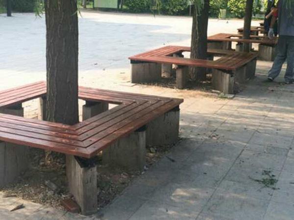 劲爆体育nba直播视频碳化木树池坐椅