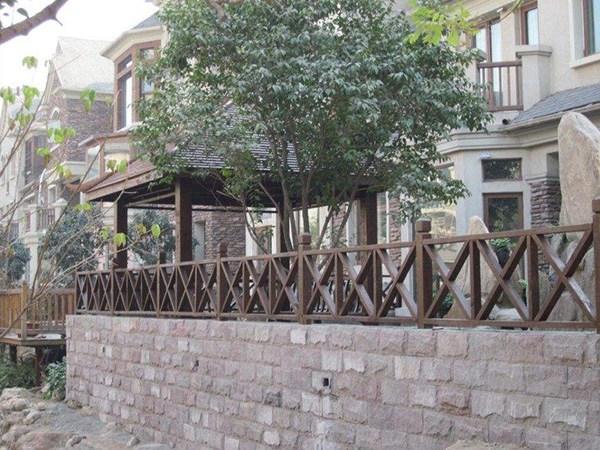 劲爆体育nba直播视频碳化木围墙围栏