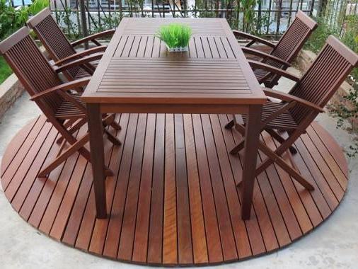 劲爆体育nba直播视频碳化木室外桌椅
