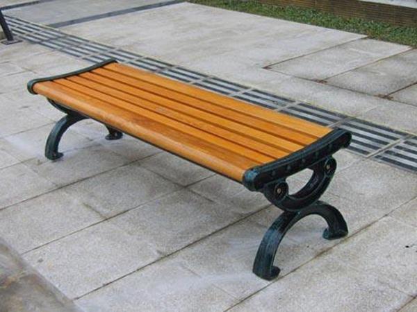 户外公园坐凳